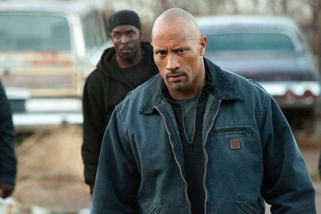 Dwayne Johnson in 'Snitch'