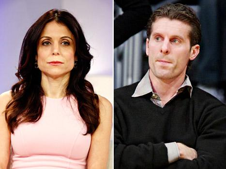 Bethenny Frankel and Jason Hoppy Ignore Each Other in Divorce Court