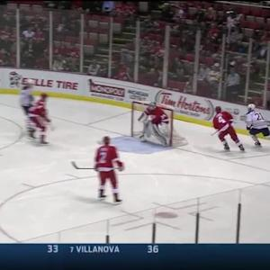 Buffalo Sabres at Detroit Red Wings - 12/23/2014