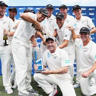 New Zealand cruise to series win over Windies