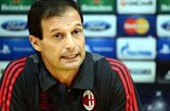 Allegri: Draw a small step forward for AC Milan