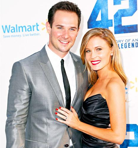 Ryan Merriman of Pretty Little Liars Is Engaged to Kristen McMullen!