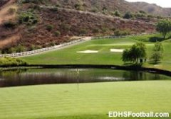 El Dorado's helicopter golf ball fundraiser will be held on this course
