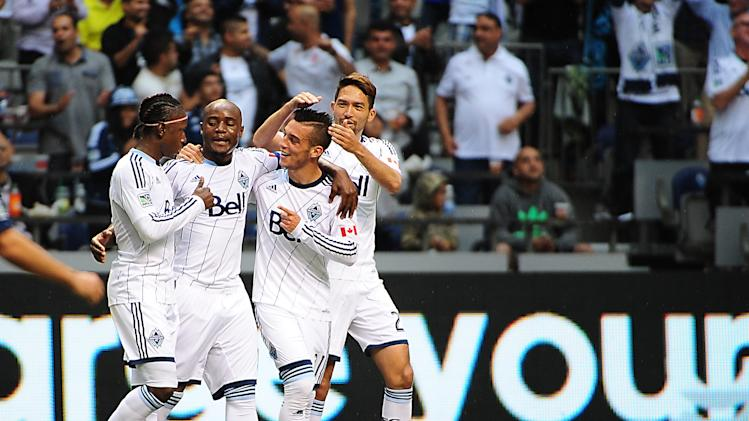MLS: Los Angeles Galaxy at Vancouver Whitecaps