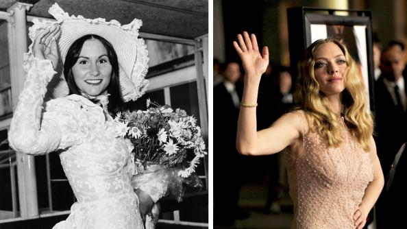 FILE PHOTO:  Amanda Seyfried To Play Linda Lovelace In Biopic Role