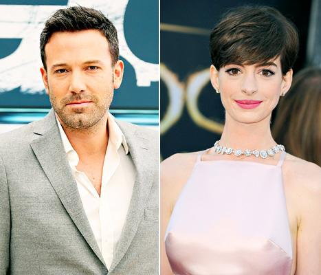 Ben Affleck Shaves His Beard, Anne Hathaway's Oscar Dress Switch: Top 5 Stories of Today