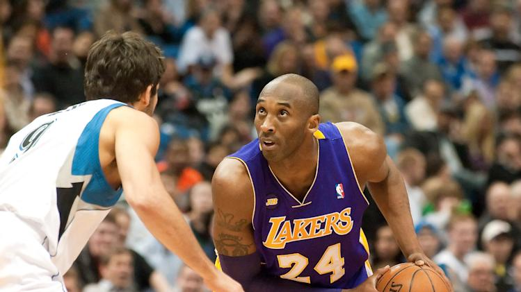 NBA: Los Angeles Lakers at Minnesota Timberwolves