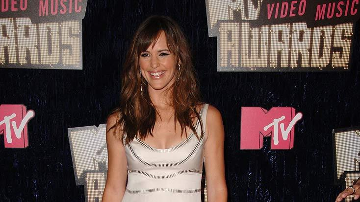 Jennifer Garner arrives at the 2007 Video Music Awards at the Palms Casino Resort.