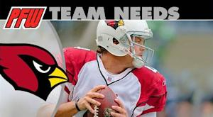 Arizona Cardinals: 2013 team needs