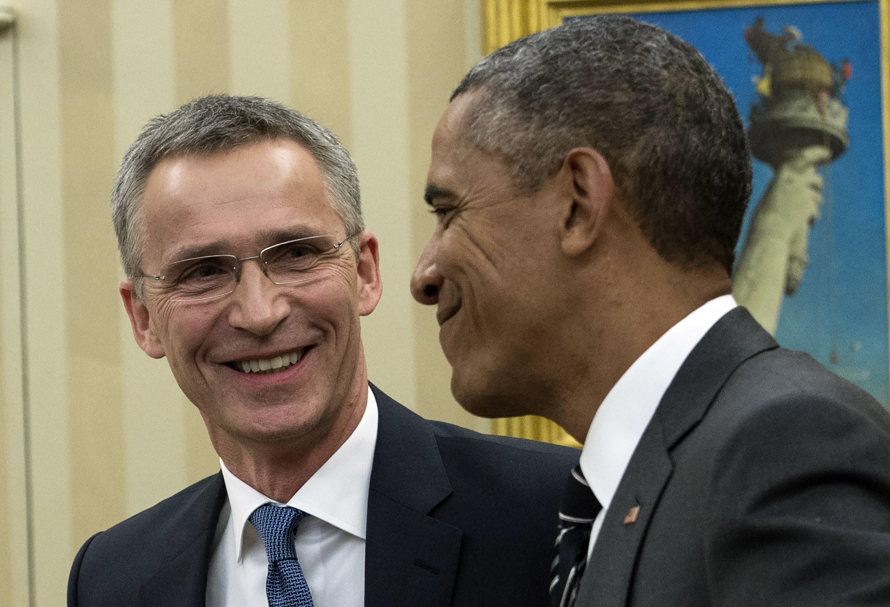 NATO chief reacts to Russian surprise military exercises
