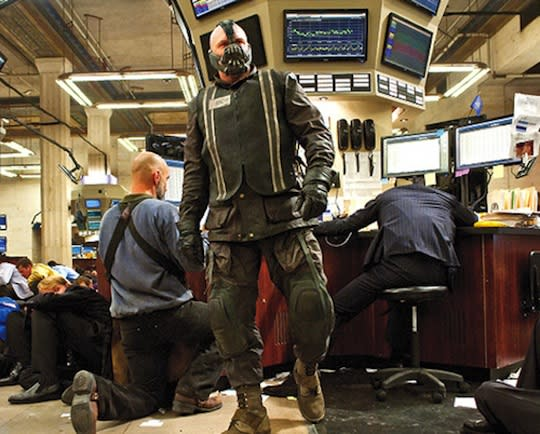 'The Dark Knight Rises': 5 Take-Aways From the Production Notes