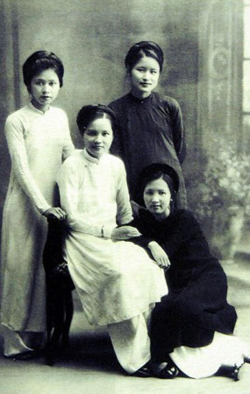 Khắc khoải nét duyên thầm của thiếu nữ Hà Nội xưa