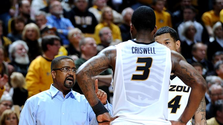 NCAA Basketball: South Carolina at Missouri