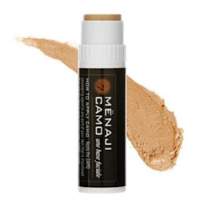 Menaji's CAMO Concealer for men is a top seller.