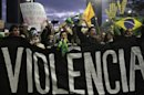 Brazil sees largest protests in 20 years