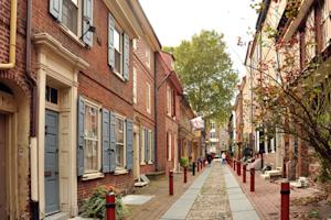How Elfreth's Alley, Philadelphia Landmark, Got Its Name