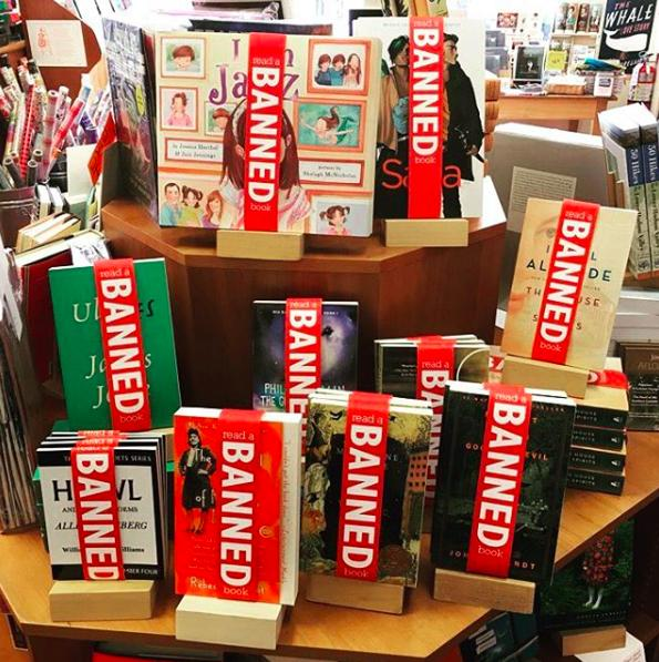 Why it's so important for us to read banned books this week (and always)