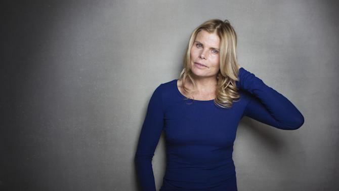 """Actress Mariel Hemingway from the film """"Running From Crazy"""" poses for a portrait during the 2013 Sundance Film Festival on Sunday, Jan. 20, 2013 in Park City, Utah. (Photo by Victoria Will/Invision/AP Images)"""
