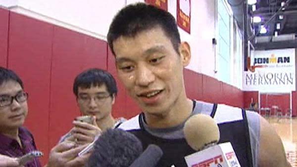 Lin, Rockets ready for season opener