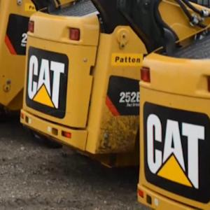 Caterpillar Forecast Disappoints on Commodity Slump