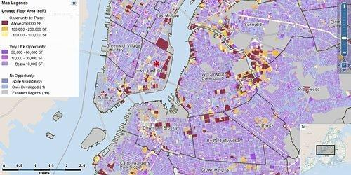 See Which Areas of NYC Are Ripe for More Development