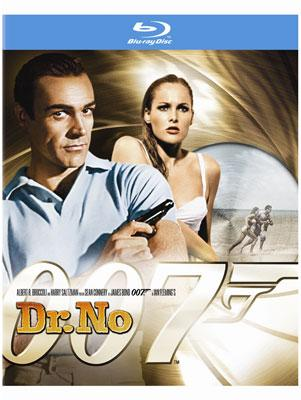 The Blu-ray release of United Artists' Dr. No