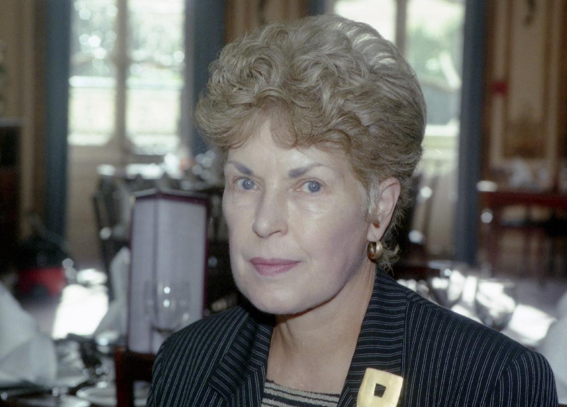 Crime and mystery writer Ruth Rendell dies at 85