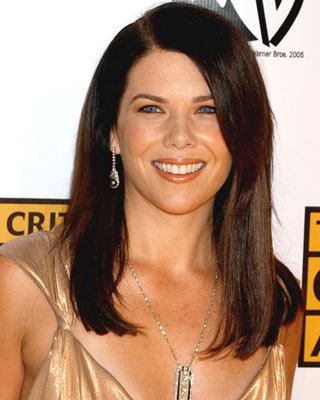 Lauren Graham 10th Annual Critics Choice Awards Los Angeles, CA - 1/10/05