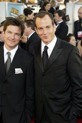 Jason Bateman, Will Arnett Golden Globes - 1/25/2004