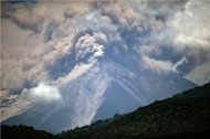Thousands flee Guatemala volcano eruption