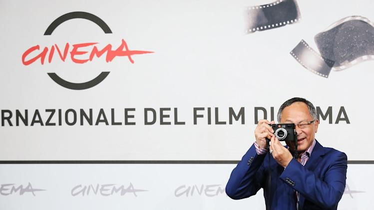 'Drug War' Photocall - The 7th Rome Film Festival