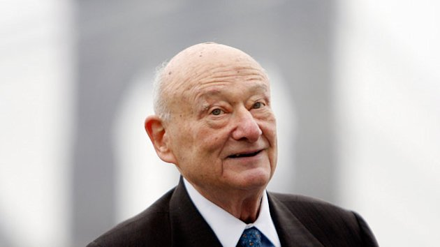 Former NYC Mayor Ed Koch Dead at 88 (ABC News)