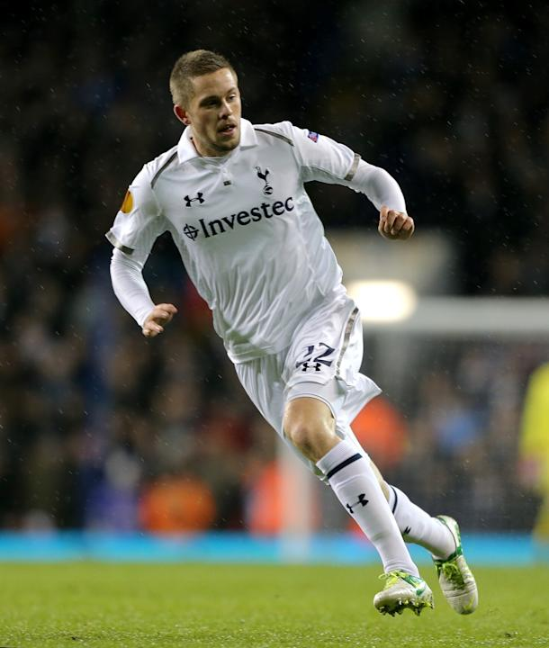 Soccer - Gylfi Sigurdsson File Photo