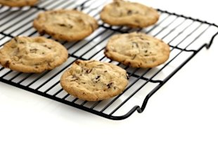 Let's pretend we're meeting in person. I'd bring a plate of these chocolate chip cookies.