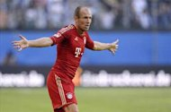 Robben: Guardiola will fit in well at Bayern