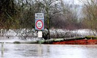 Weather: Rain Hits Roads And Rail Amid Floods