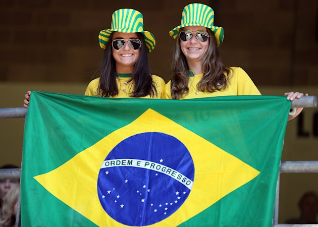 Olympics Day 1 - Women's Football - New Zealand v Brazil
