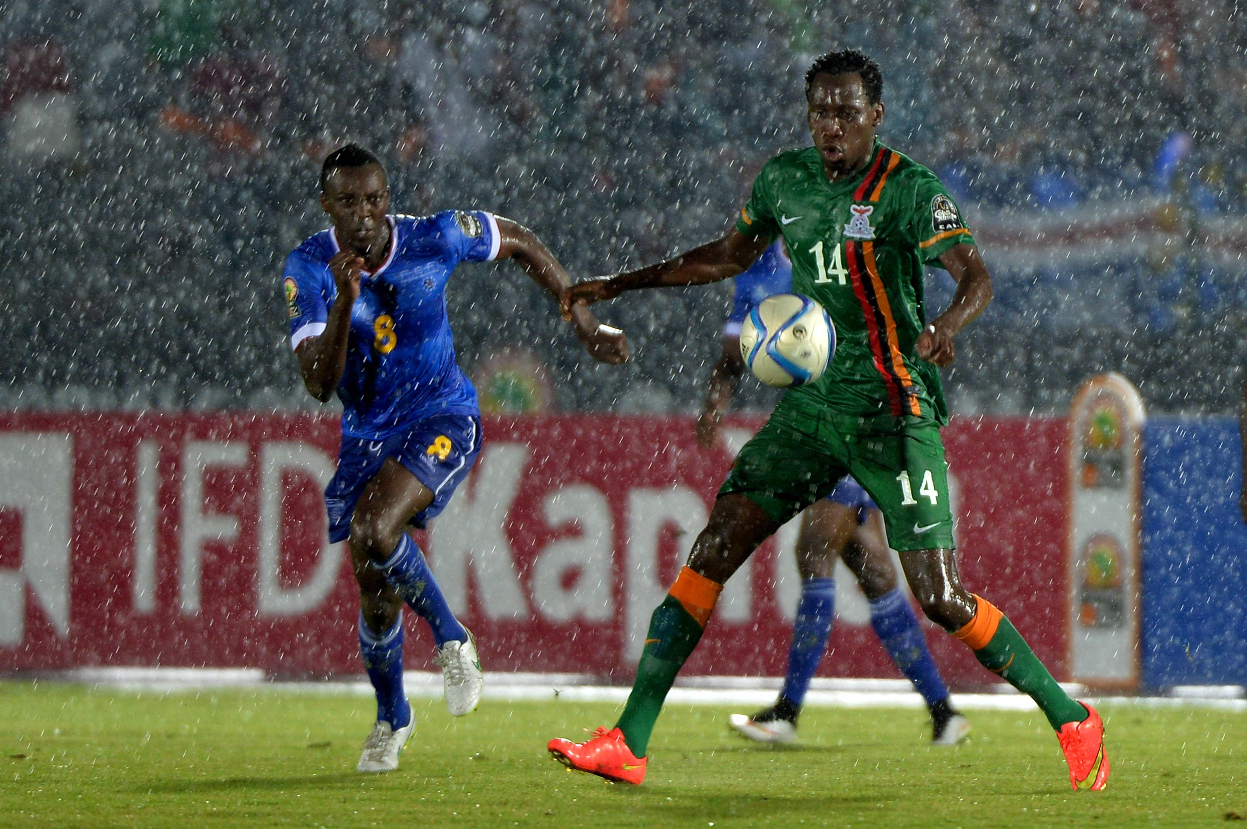 Cape Verde, Zambia out after dour draw