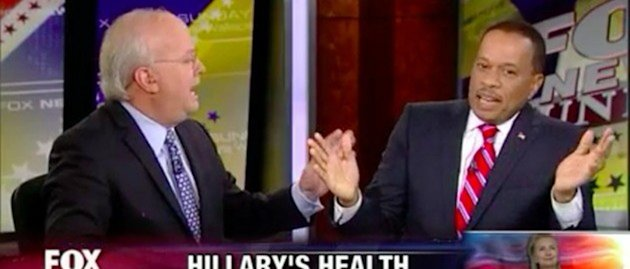 Fox Panel Clashes Over Karl Rove's Remarks On Hillary's Health: 'You're Generating Sympathy For Her!'