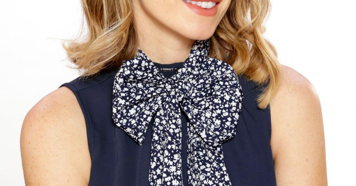 3 Ways to Rock a Scarf This Fall