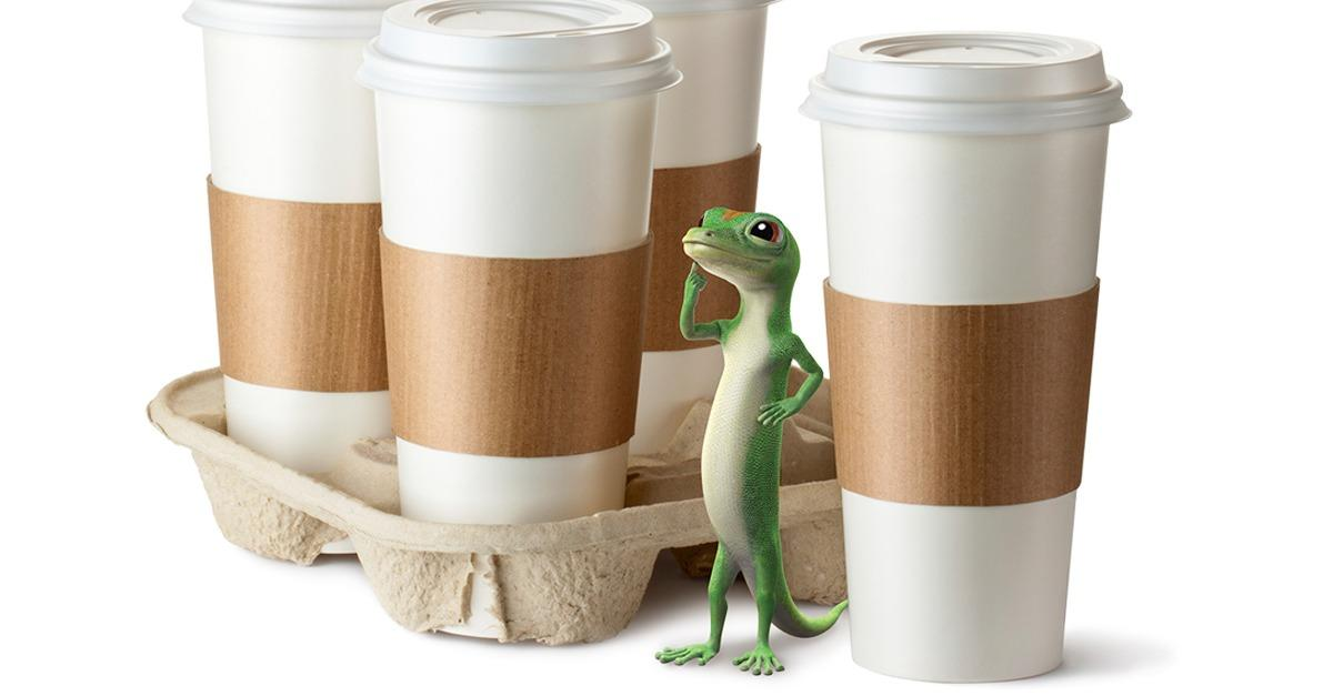 Brew Some Savings With Geico! Start A Quote Today.