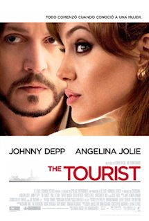 Póster de The Tourist