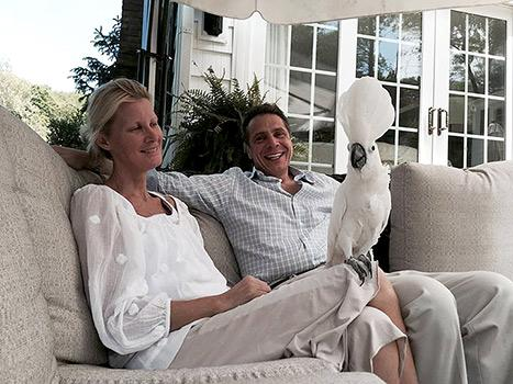 Sandra Lee Rests At Home With Andrew Cuomo After Mastectomy: Sweet Photo
