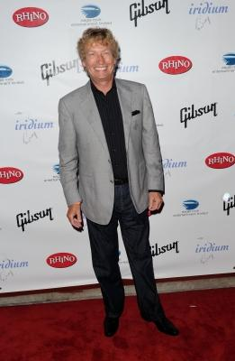 Nigel Lythgoe attends the after party for Les Paul's 95th Birthday at Iridium Jazz Club in New York City on June 9, 2010  -- Getty Images