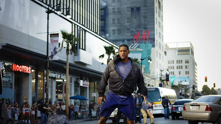 Will Smith Hancock Production Sony 2008