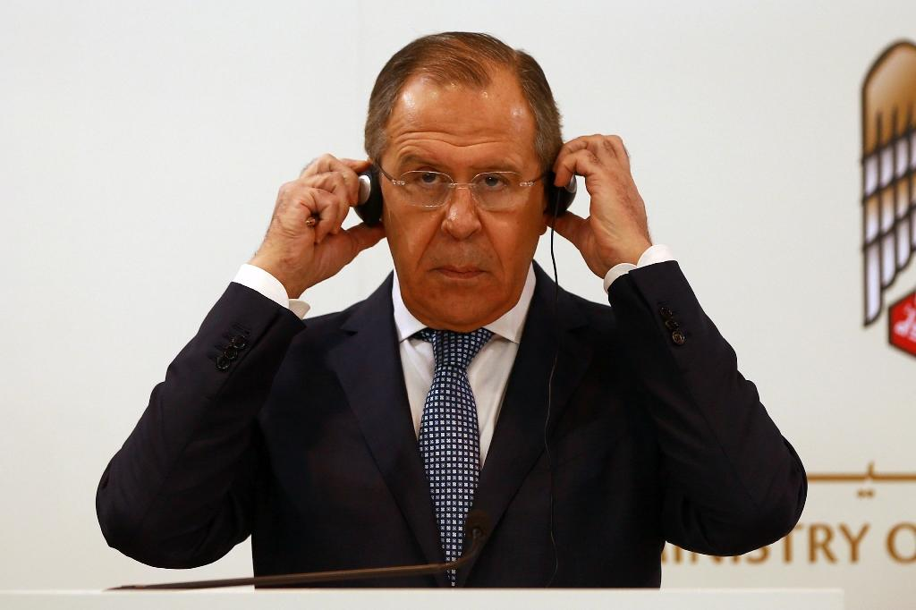 Russia has made 'quite specific' proposal on Syria ceasefire: Lavrov