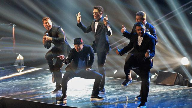 JC on 'N Sync Reunion: It Was Justin's Idea