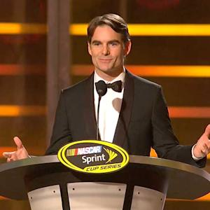 Sprint Cup Series Awards: Jeff Gordon