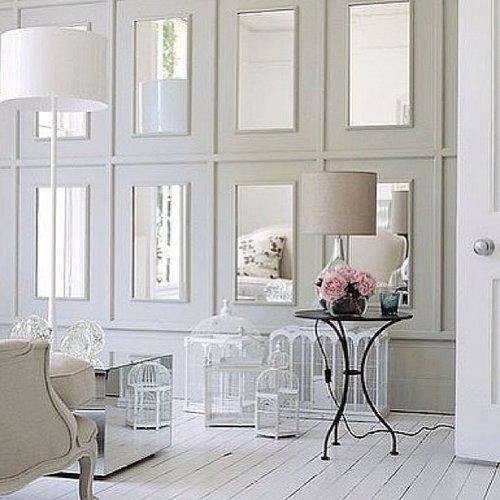 Who's the Fairest of Them All? 9 Ways to Decorate With Mirrors