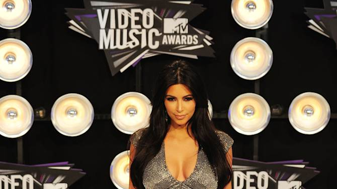 Google+ users are talking about celebrity personality Kim Kardashian and her romance with Kanye West.